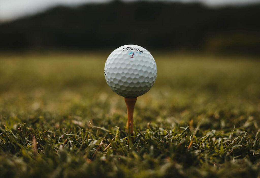 Golf swing technique